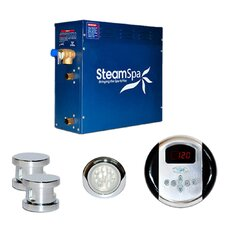 12 KW Indulgence Steam Generator Package