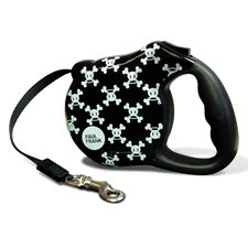 <strong>26 Bars & A Band</strong> Paul Frank-Signature Skurvy Retractable Dog Leash
