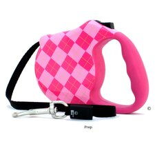 <strong>26 Bars & A Band</strong> Avant Garde Prep Retractable Dog Leash