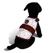 <strong>26 Bars & A Band</strong> Avant Garde Floral Fling Dog Harness