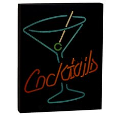 Summit Cocktails Wall Art