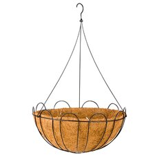 Willow Round Hanging Basket