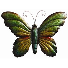 <strong>Arcadia Garden Products</strong> Butterfly Wall Decor