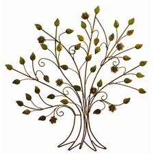 <strong>Arcadia Garden Products</strong> Tree of Life Wall Decor