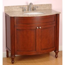 "Doral 36"" Single Bowl Bath Vanity Set"
