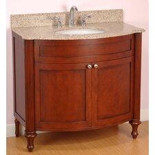 "Doral 36"" Single Bowl Bath Vanity Set"