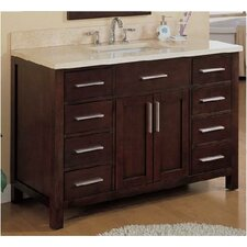 "Monaco 48"" Bathroom Vanity Base"
