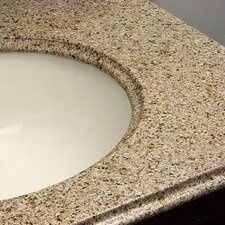 Flora 200 Bathroom Vanity Top