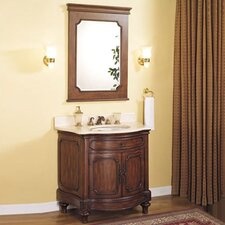 "Greenwhich 36"" Bathroom Vanity Set"