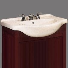 Contempo Bathroom Console Vanity Top