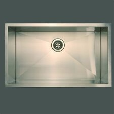 <strong>Empire Industries</strong> Everest Single Undermount Kitchen Sink