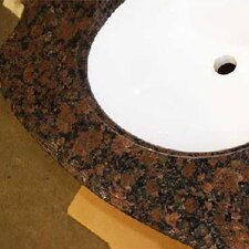 "Madison 31"" Granite Vanity Top"