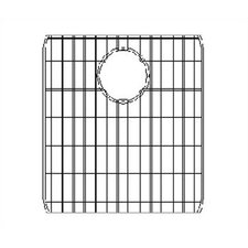 "15"" x 18"" Sink Grid for Undermount Left Double Bowl Kitchen Sink"