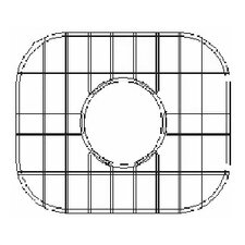 "28"" x 17"" Sink Grid for Undermount Round Single Bowl Kitchen Sink"