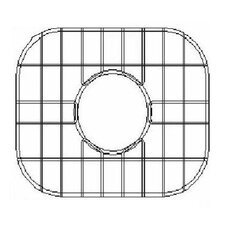 "16"" x 14"" Sink Grid for Undermount Large Left Bowl Kitchen Sink"