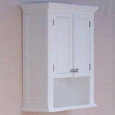 "Newport 26.3"" x 34"" Wall Mounted Cabinet"