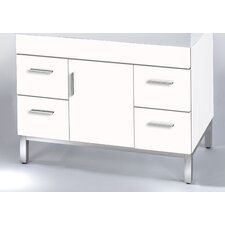 "Daytona 38.5"" Single Bathroom Vanity Base"