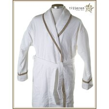 Miami Beach Lightweight Velour Bathrobe