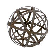 Globe Décor Sculpture