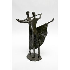 Couple Dancing Figurine