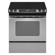 "30"" Self-Cleaning Slide-In Electric Range"