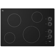 "30"" Schott Ceran Surface Electric Cooktop"