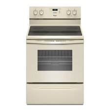 4.8 cu. ft. Self-Cleaning System Electric Range