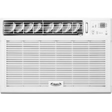 12,000 BTU Energy Efficient Window-Mounted Air Conditioner with Remote Control