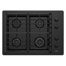 "30"" Two Power Cook Burners Gas Cooktop"