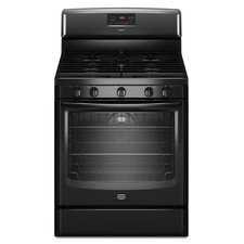 5.8 cu. ft. EvenAir Convection Gas Range