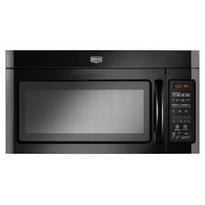 Stainless Steel Interior Over-the-Range Microwave