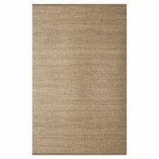 Pixley Braided Taupe Area Rug