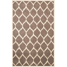 Abacasa Lifestyle Riley Grey/Ivory Area Rug