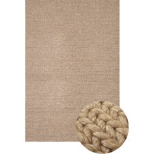 Abacasa Pixley Braided Natural Area Rug