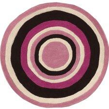 Abacasa Kids Bullseye Area Rug