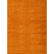 Domino Orange Area Rug