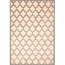 Sonoma Light Blue/Ivory Trellis Rug