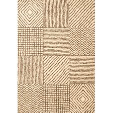 Granada Ivory/Chocolate Area Rug