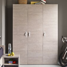 <strong>didit Click Furniture</strong> 3 Door Armoire
