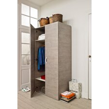 <strong>didit Click Furniture</strong> 2 Door Armoire
