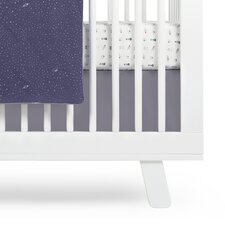 Galaxy Crib Skirt