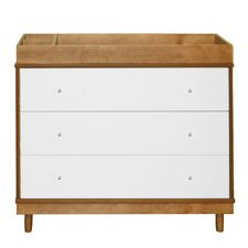 Skip 3 Drawer Changer Dresser