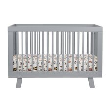 Hudson 3-in-1 Convertible Crib Set