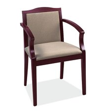 <strong>OfficeSource</strong> Summit Guest Chair with Arms