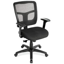 Mesh Task Chair with Arms
