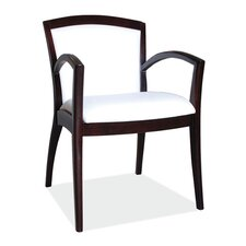 <strong>OfficeSource</strong> Napoli Guest Chair with Arms