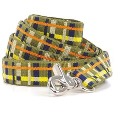 Playful Plaid Pet Leash