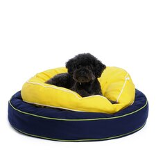 Colorblocker Circle Dog Pillow