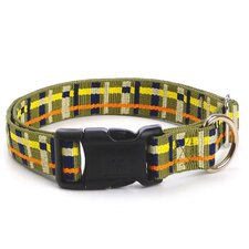 Playful Plaid Collar