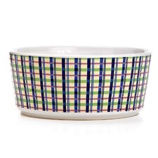 Playful Plaid Bowl